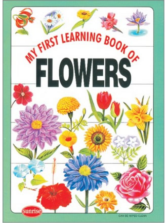 MY FAVOURITE BOOK OF FLOWERS