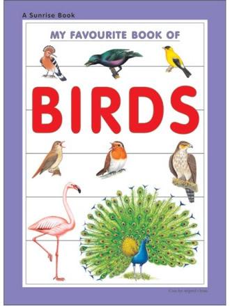 MY FAVOURITE BOOK OF BIRDS