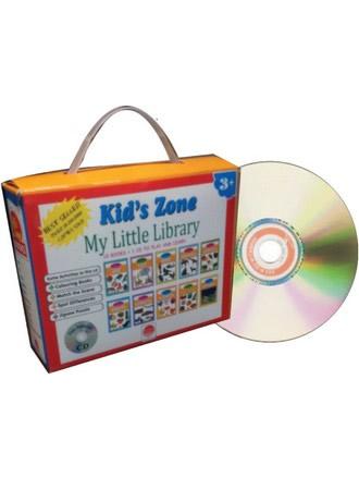 KIDS ZONE (MY LITTLE LIBRARY)