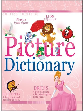 PICTURE DICTIONARY (H.B.)