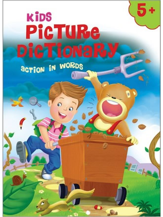 KIDS PICTURE DICTIONARY (P.B.)