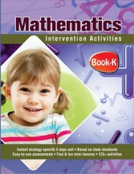 MATHEMATICS INTERVENTION ACTIVITIES BOOK (K)