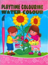PLAYTIME COLOURING WATER COLOUR - 1