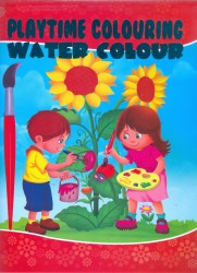 PLAYTIME COLOURING WATER COLOUR - 2