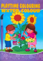 PLAYTIME COLOURING WATER COLOUR - 3
