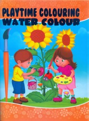 PLAYTIME COLOURING WATER COLOUR - 4