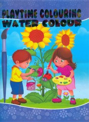 PLAYTIME COLOURING WATER COLOUR - 5