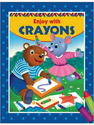 ENJOY WITH CRAYONS-2