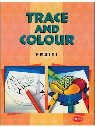 TRACE AND COLOUR (FRUITS)