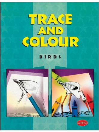 TRACE AND COLOUR (BIRDS)