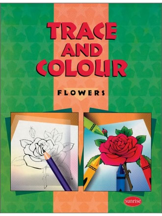 TRACE AND COLOUR (FLOWERS)