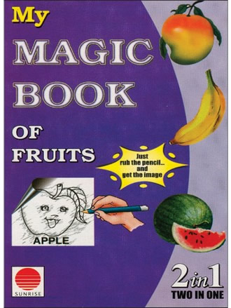MY MAGIC BOOK OF FRUITS