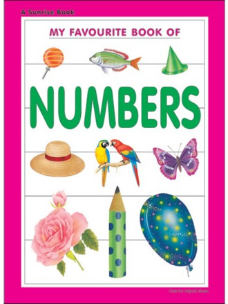 MY FAVOURITE BOOK OF NUMBERS