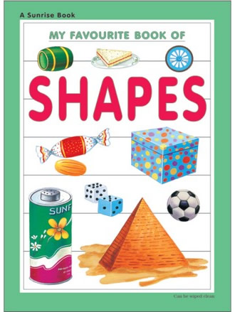 MY FAVOURITE BOOK OF SHAPES