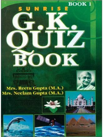 QUIZ BOOK-1
