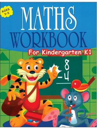 MATHS WORKBOOK FOR KINDERGARTEN K-1