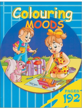 COLOURING MOODS-2