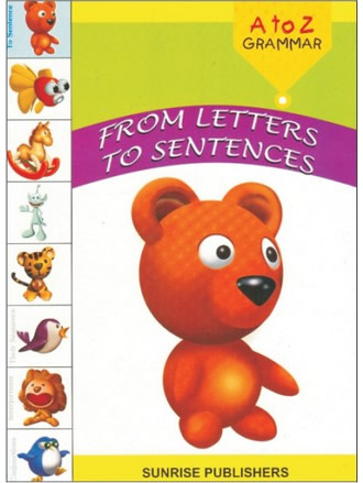 FROM LETTERS TO SENTENCES