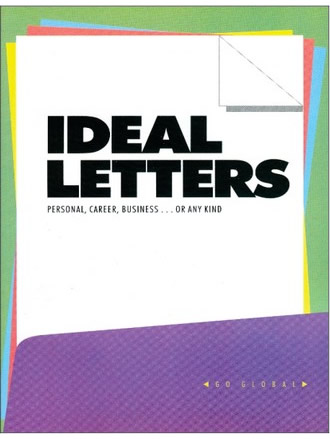 IDEAL LETTERS ALL KINDS OF LETTERS