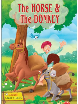 THE HORSE & THE DONKEY