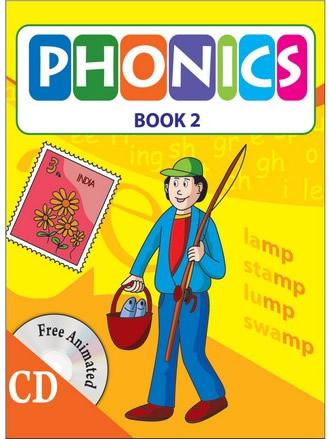 PHONICS BOOK-2