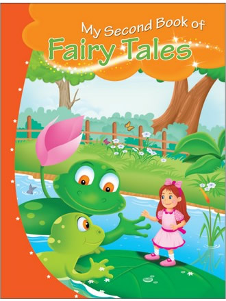 MY SECOND BOOK OF FAIRY TALES