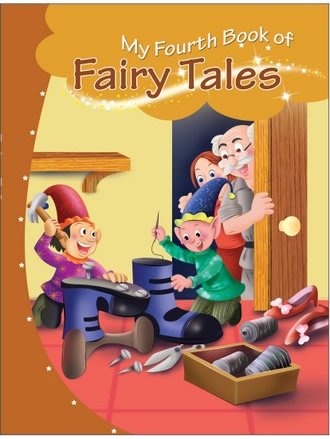 MY FOURTH BOOK OF FAIRY TALES