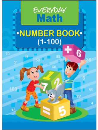 EVERYDAY MATH NUMBER BOOK
