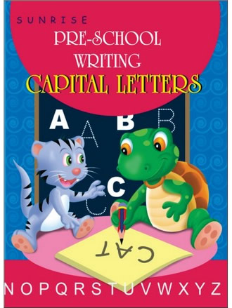 WRITING CAPITAL LETTER