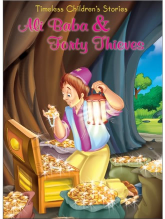 ALI BABA & FORTY THIEVES
