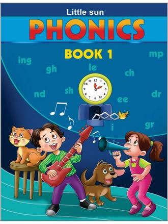 PHONICS BOOK-1