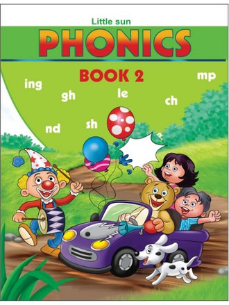 PHONIC BOOK-2