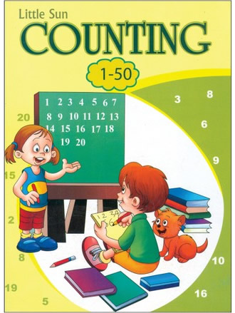 COUNTING 1-50