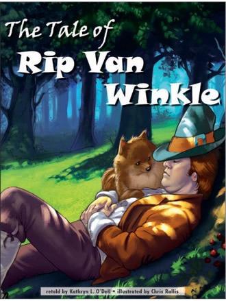 THE TALE OF RIP VAN WINKLE
