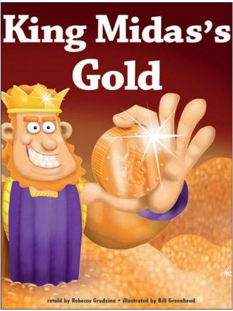 KING MIDAS'S GOLD
