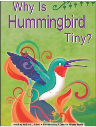 WHY IS HUMMINGBIRD TINY?