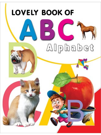 MY LOVELY ABC ALPHABET