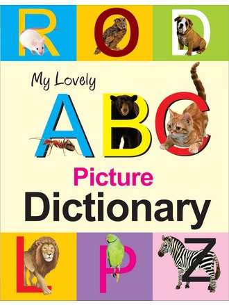 MY LOVELY ABC PICTURE DICTIONARY