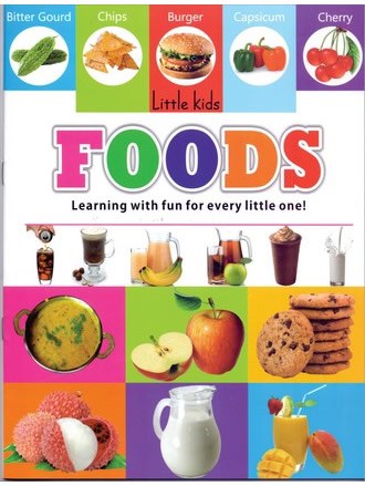 LITTLE KIDS BOOK FOODS