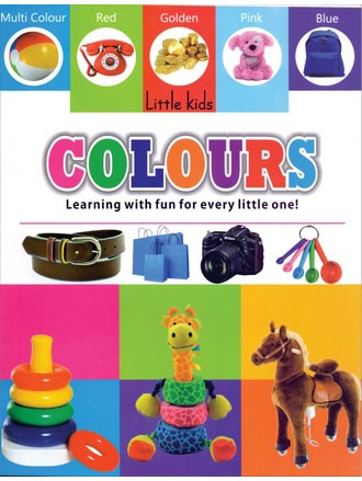 LITTLE KIDS BOOK COLOUR