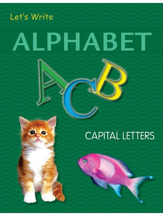 LET'S WRITE ALPHABET CAPITAL