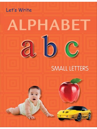 LET'S WRITE ALPHABET SMALL