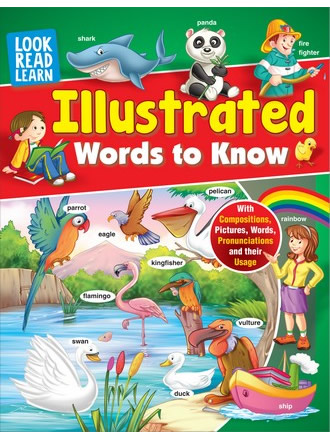 ILLUSTRATED WORD TO KNOW